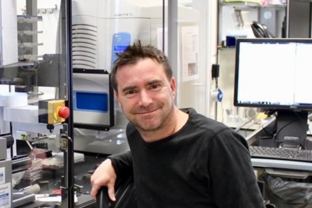Huib Ovaa werkte als scheikundige voor het Nederlands Kanker Instituut.