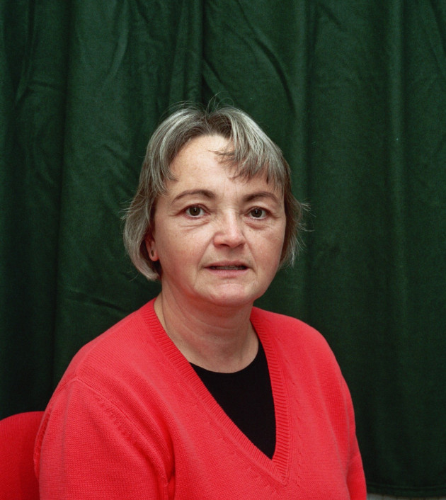 Mieke Mommaas