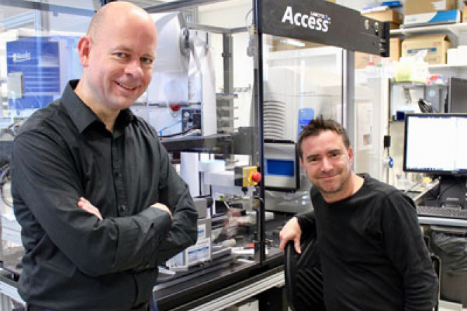 TOP-grant for research on the collaboration between two signalling proteins